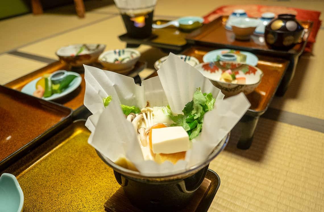 Traditionele maaltijd