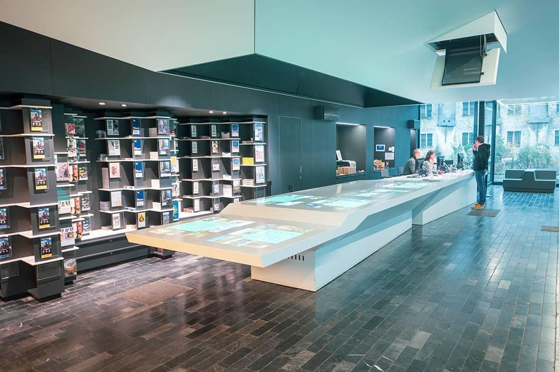Toeristisch informatiecentrum Gent