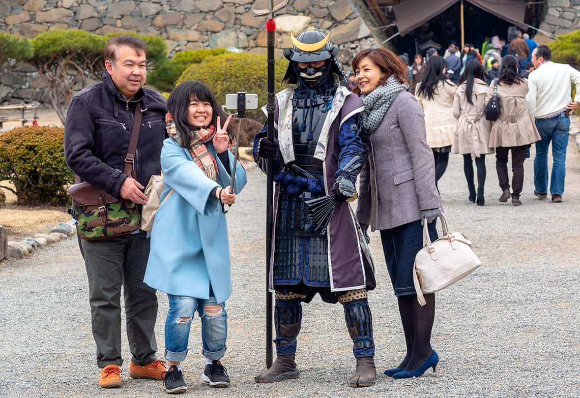 Leuke Japanners