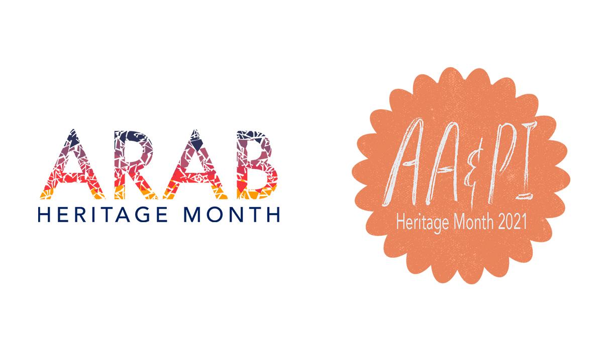 Arab & Asian American and Pacific Islander Calendar