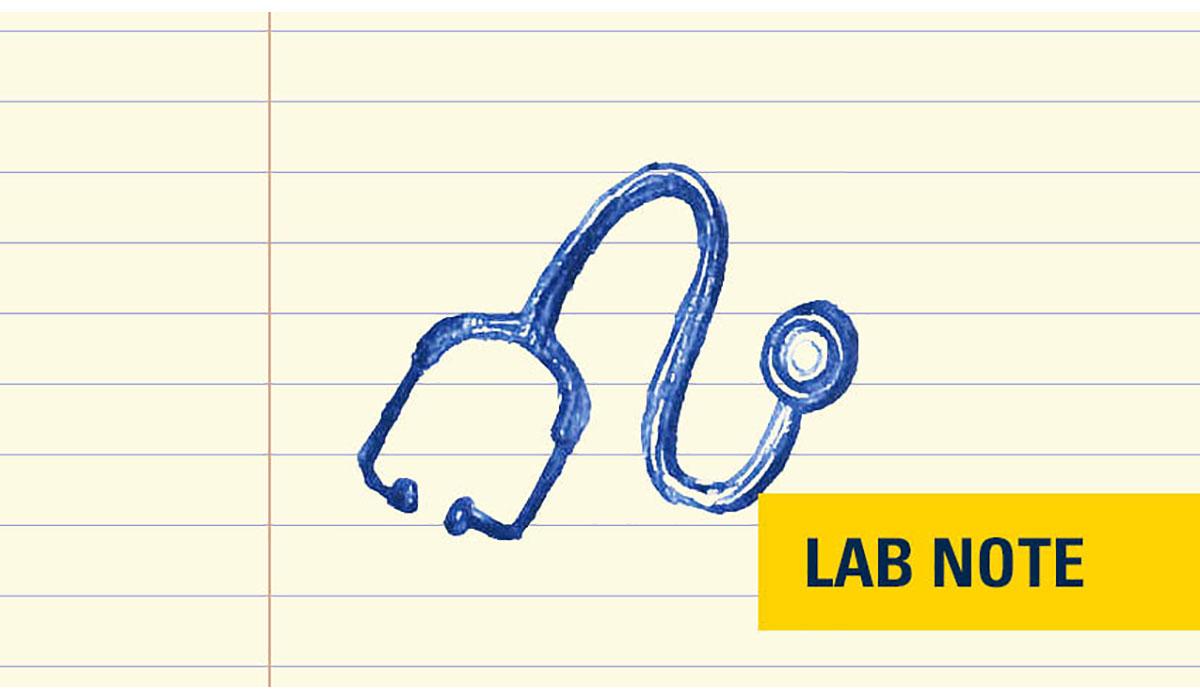 Lab Notes General Doctor Badge Yellow Gatewayextension