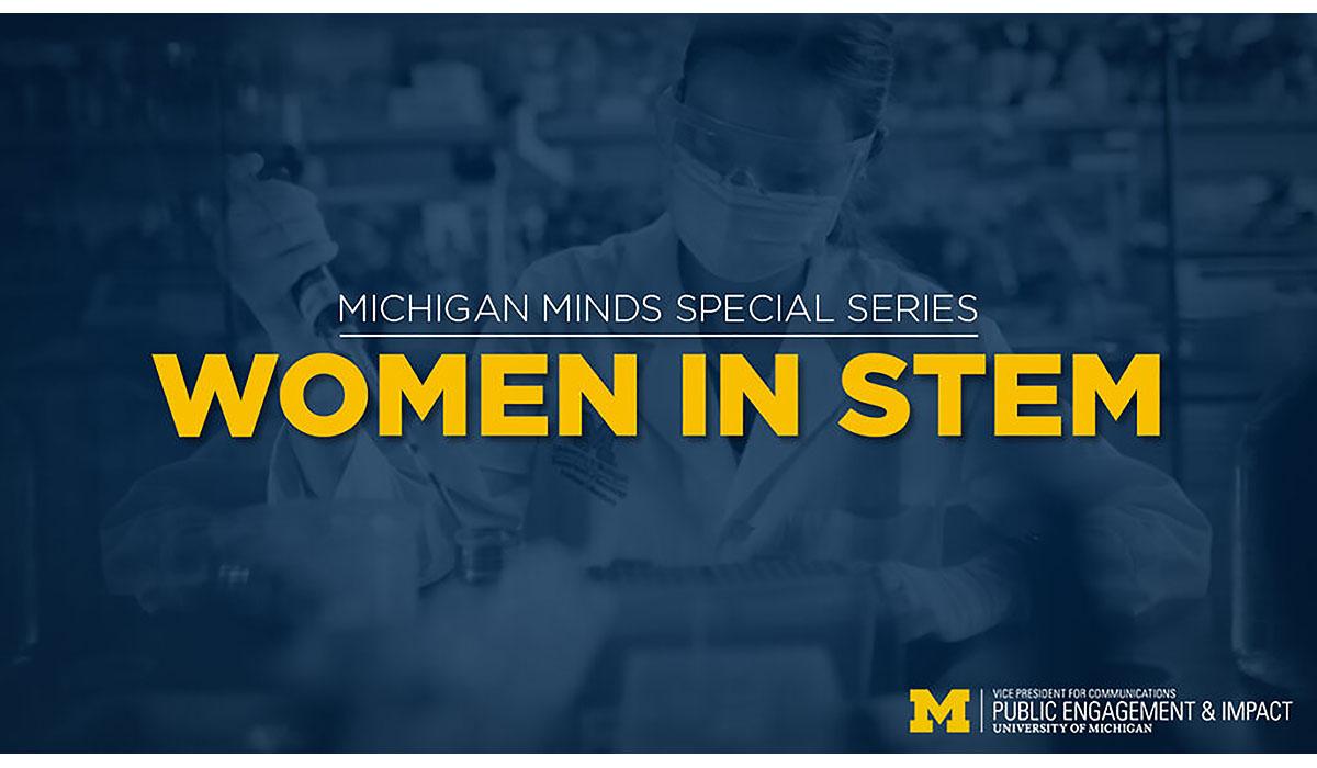 Michigan Minds Women In STEM 1024x576