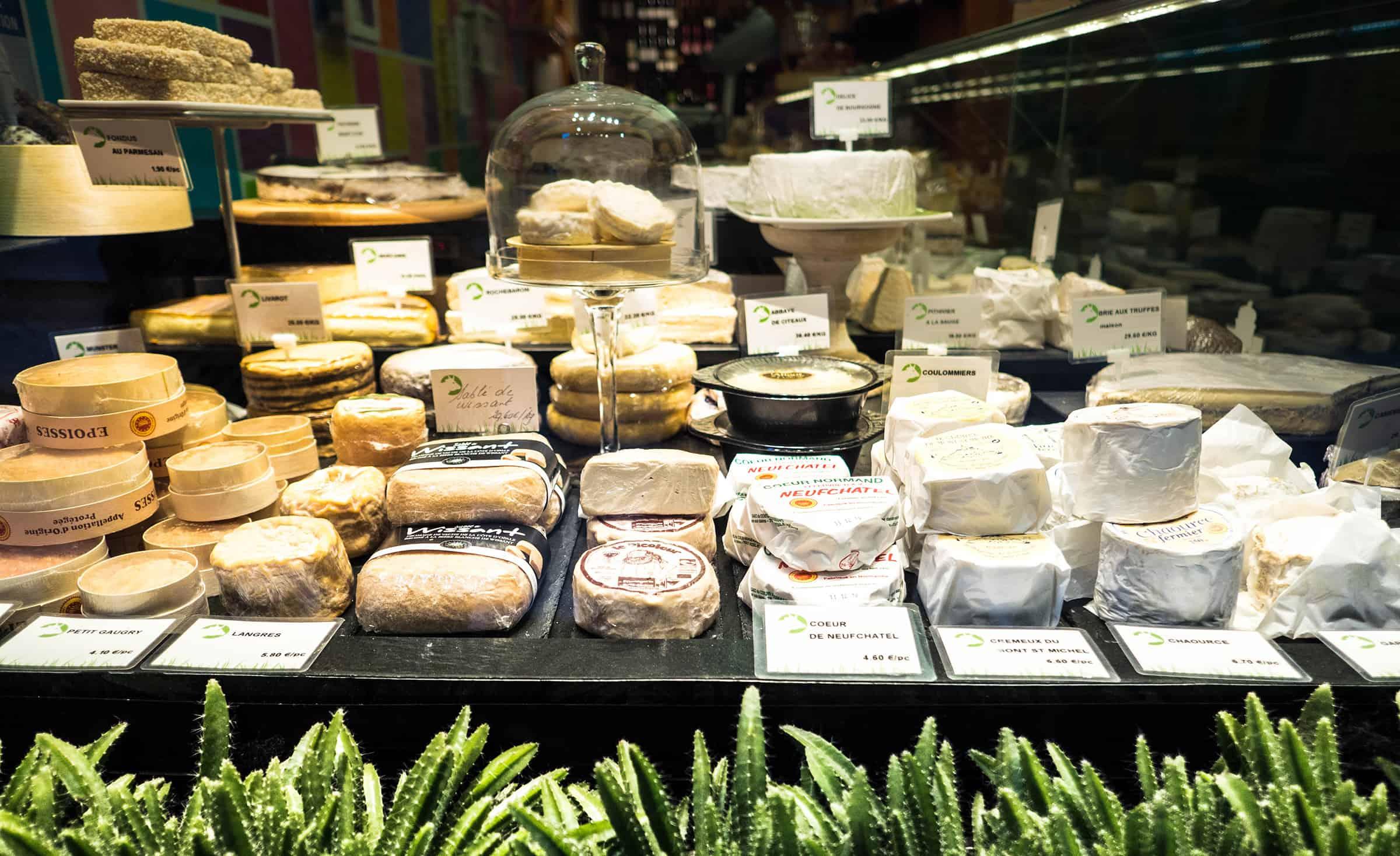Winkeltje in Luik 1