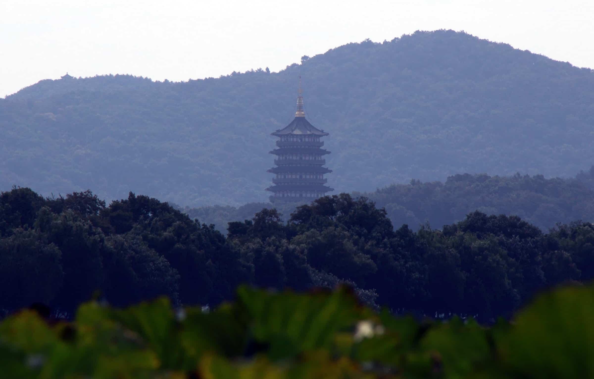 China reisverslag
