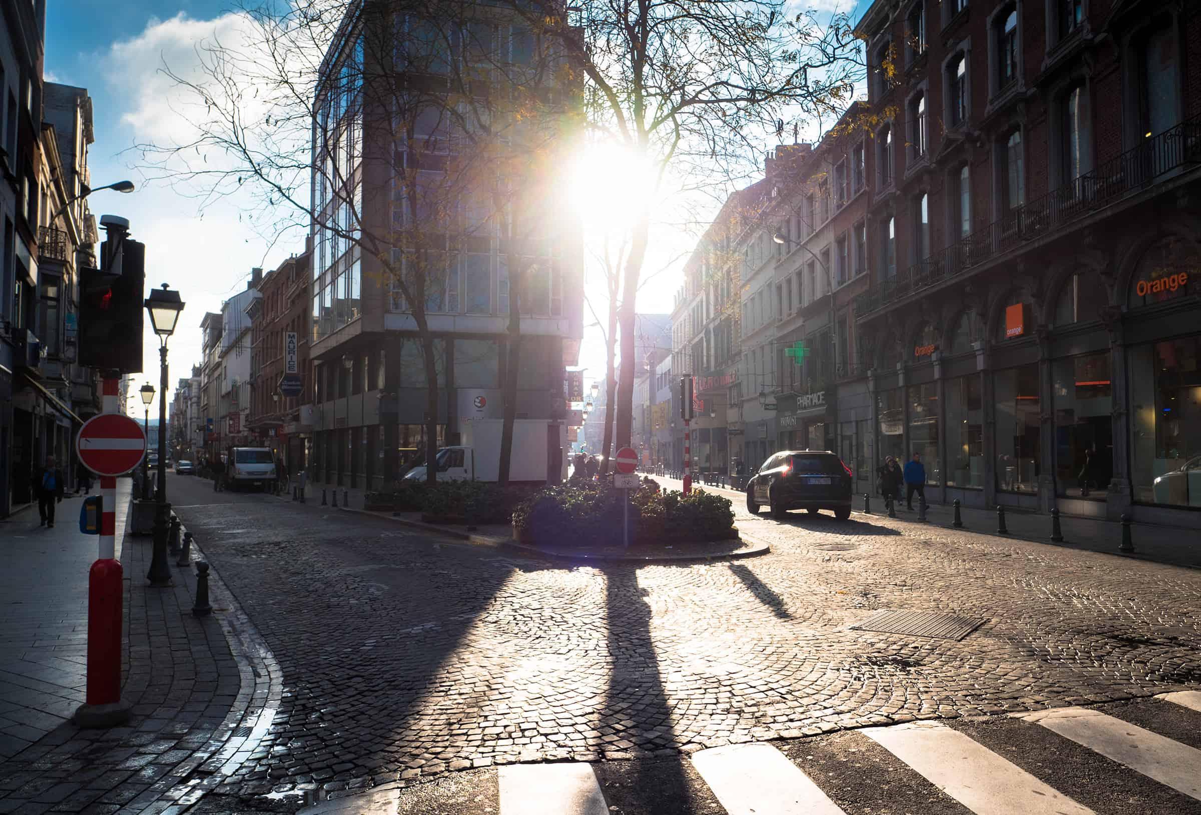 Het centrum van Luik 3