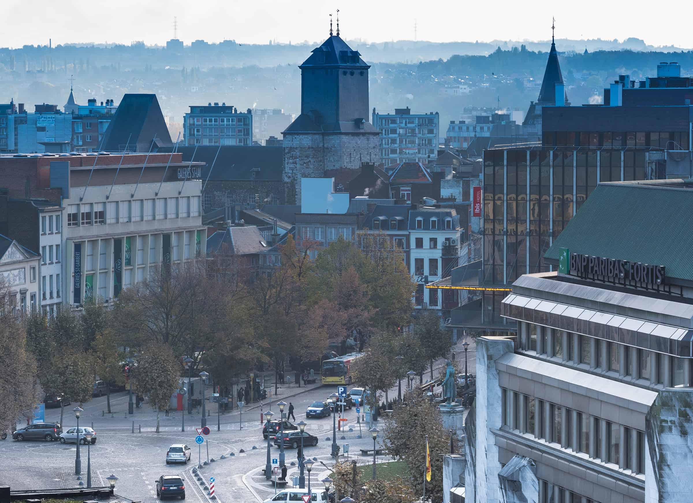 Het centrum van Luik 6
