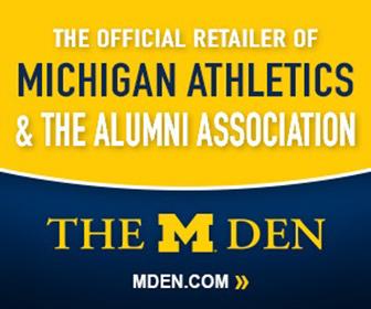 The M Den advertisement