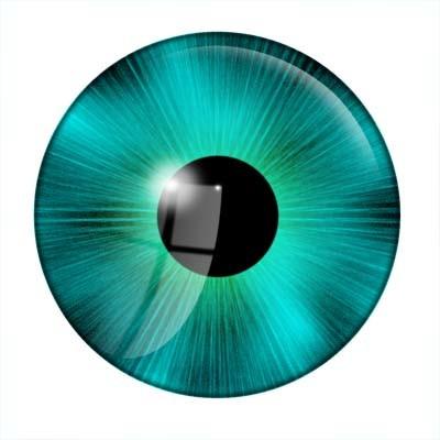 Final eye design