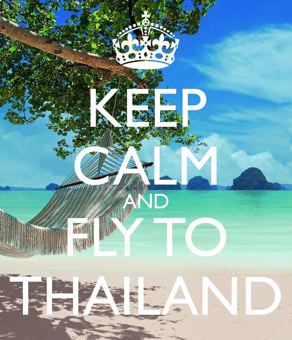 Lekker naar Thailand