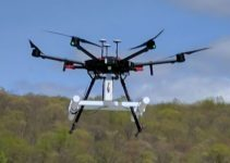 Autonomous UAVs and Geospatial Data