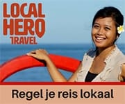 Boek je reis direct in Indonesië met Local Hero Travel
