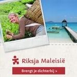 Bouw je eigen Maleisie reis