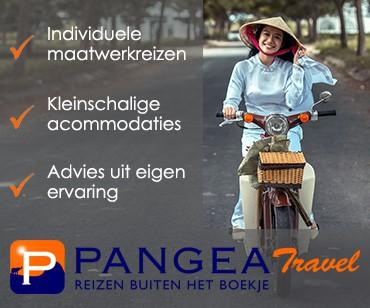 Met PANGEA Travel naar Azië