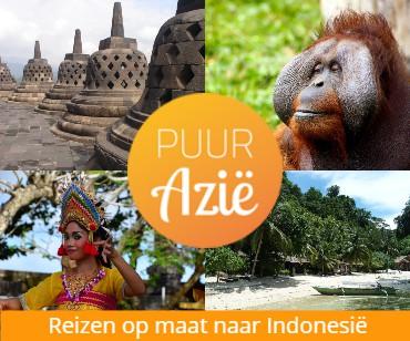 Ervaar Indonesie met Puur Azie