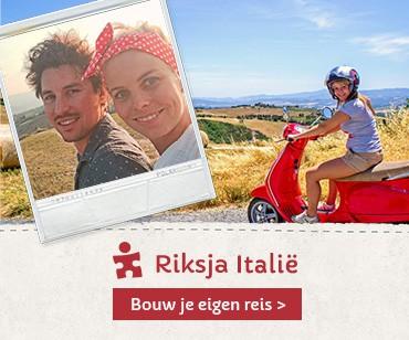 Riksja Italië