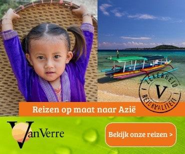 De mooiste verre bestemmingen met Van Verre