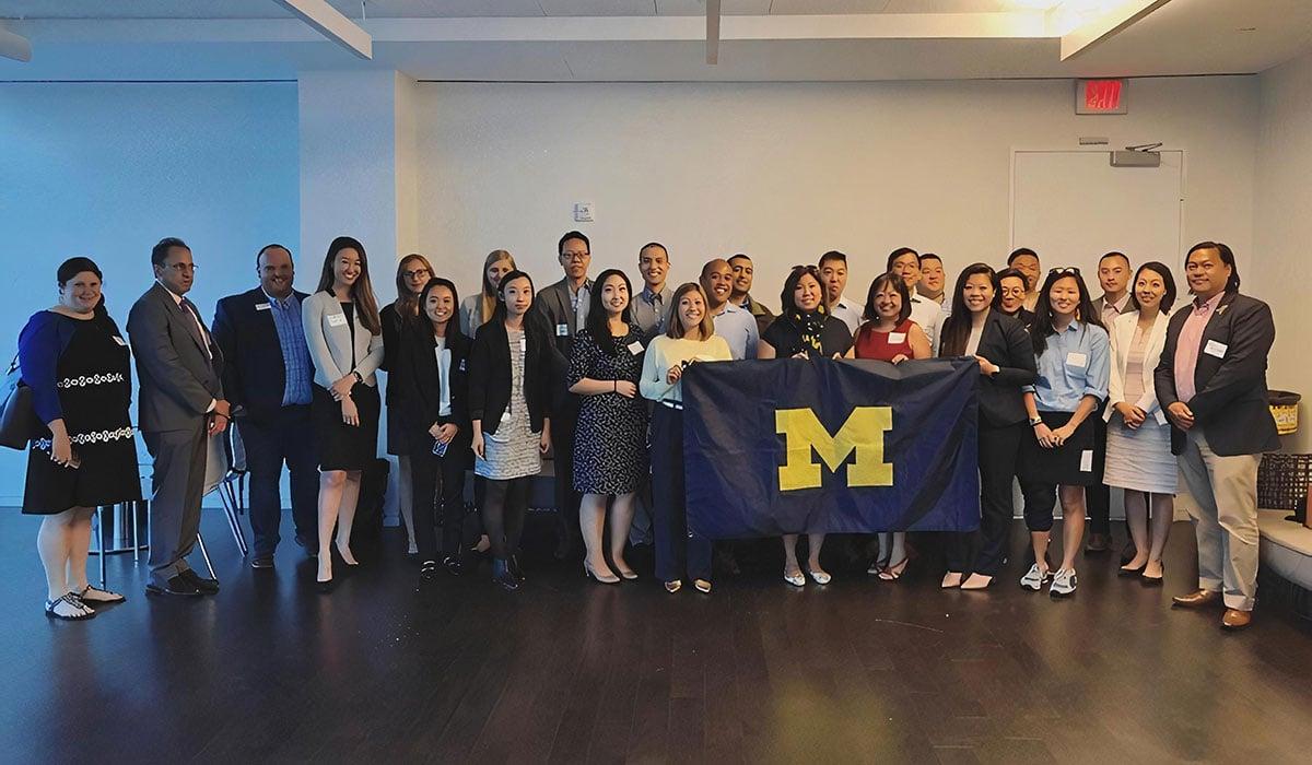 U-M Asian, Asian American, and Pacific Islander Alumni