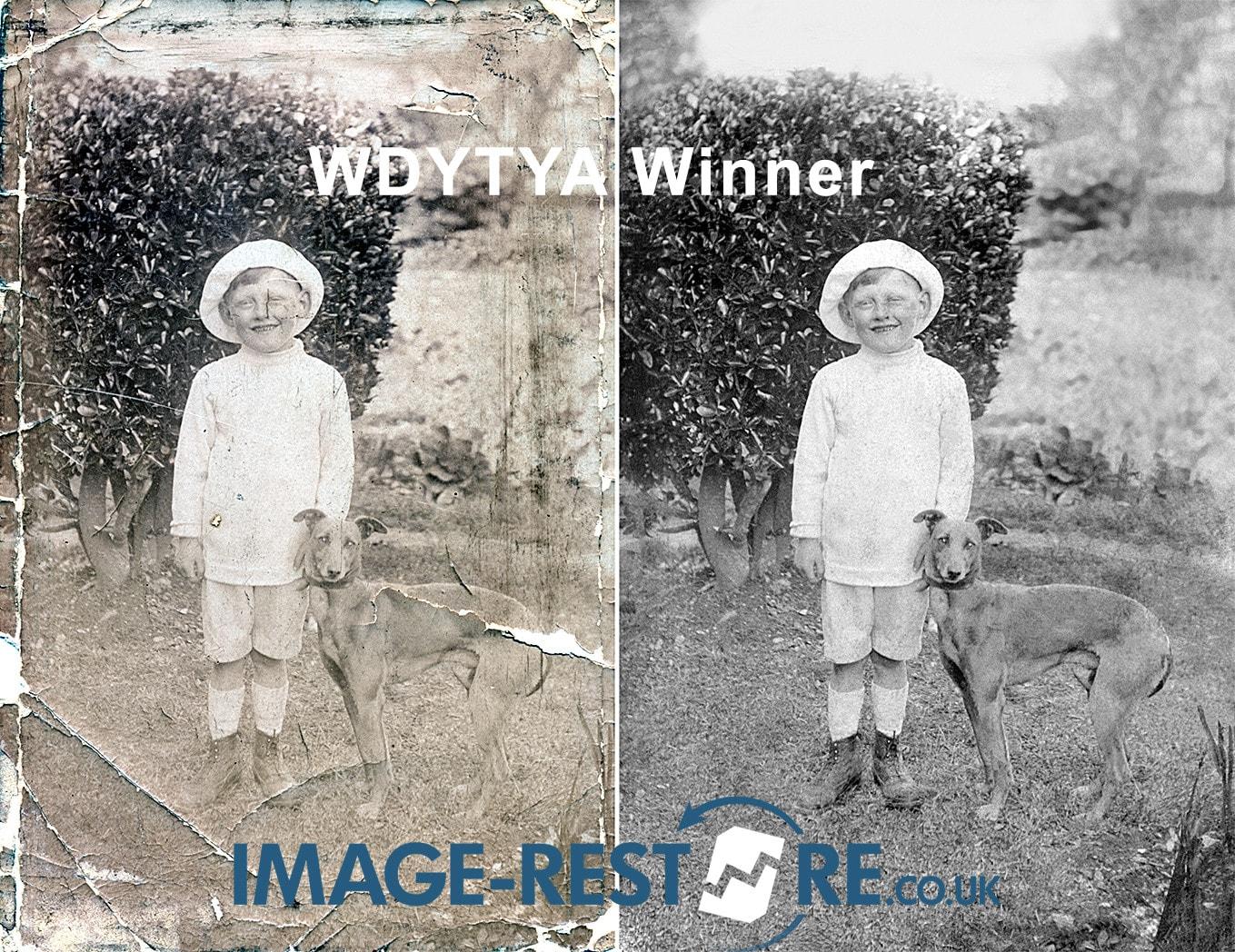 Previous WDYTYA Winner of a £75 voucher