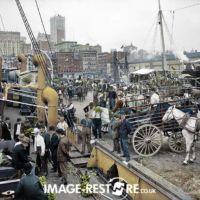 Very complex colourizing after