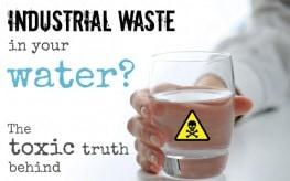 fluoride water