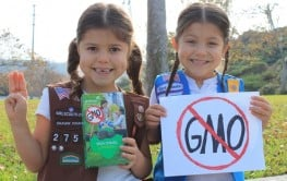 girl scout gmo cookies