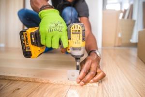 handyman working in gig economy