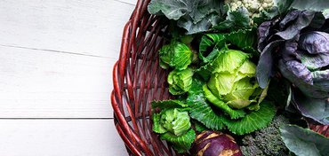 This Compound in Kale and Other Brassica Vegetables may Prevent Colon Cancer
