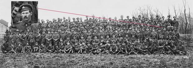 William Joseph Powell 13th MG Squadron
