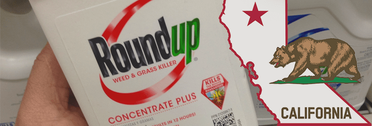 California May Soon Label Monsanto's Roundup as 'Known to Cause Cancer'