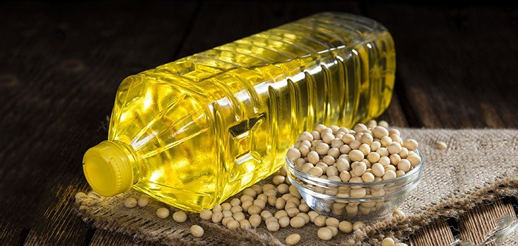 How Soybean Oil Consumption Ballooned by 1000x in 100 Years