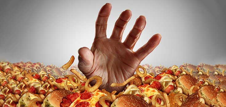 Poor Diet Kills More than Cigarettes?! Key Study Shows We're Eating Ourselves to Death