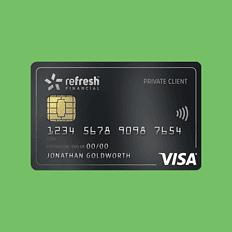 Refresh Financial Secured Visa Review