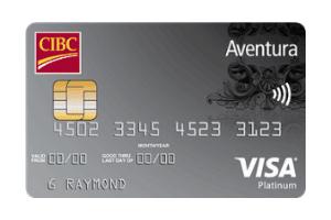 CIBC Aventura Visa for Students
