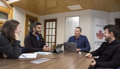Loans Canada Board Room