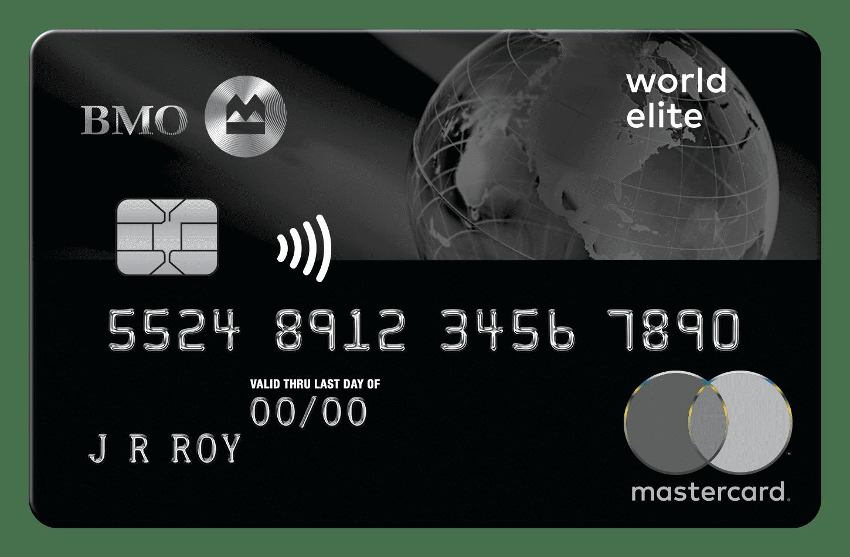 BMO World Elite™ MasterCard®