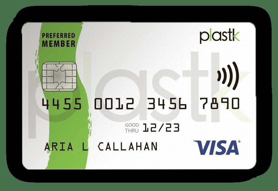 Plastk Secured Credit Card