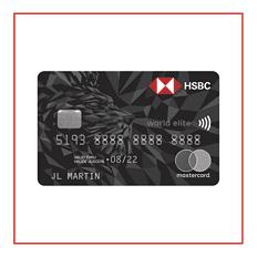 HSBC World Elite® Mastercard® Review