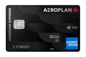 American Express Aeroplan Reserve Card