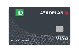 TD Aeroplan Visa Infinite Card (2)