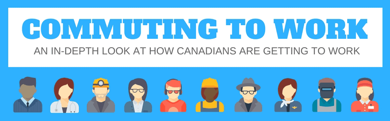 Commuting to Work in Canada