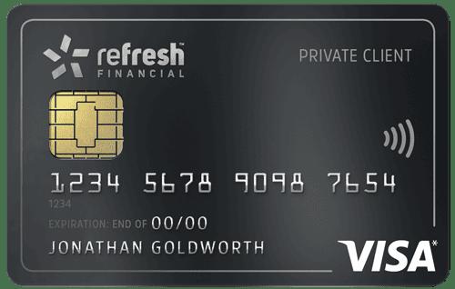 Refresh Credit Building Secured Card