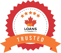 Loans Canada Trusted Lender Badge
