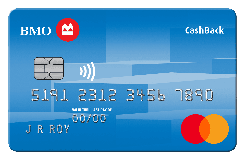 BMO CashBack® MasterCard®