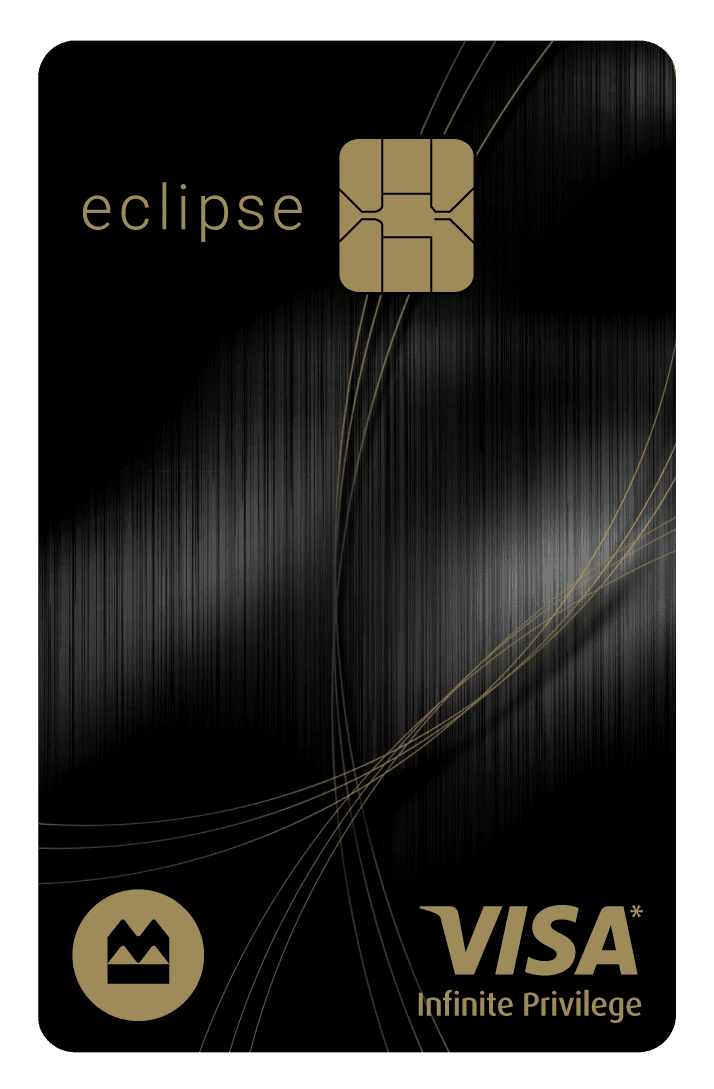 BMO eclipse Visa Infinite Privilege* Card