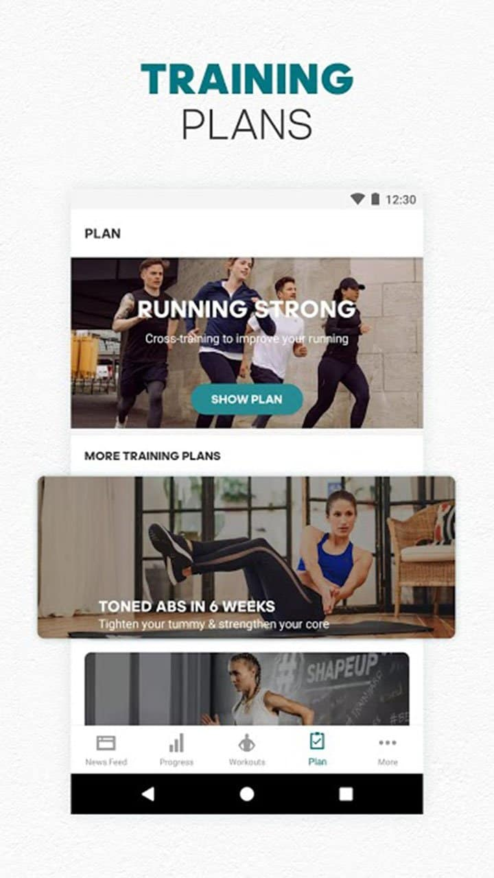 Malawi lapso Reconocimiento  adidas Training by Runtastic MOD APK 5.6 Download (PREMIUM) free for Android