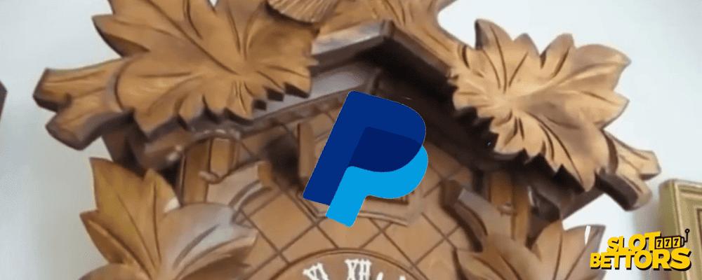 Paypal Casino Auszahlungszeit
