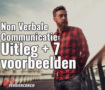 Communicatie vormen van non verbale Non