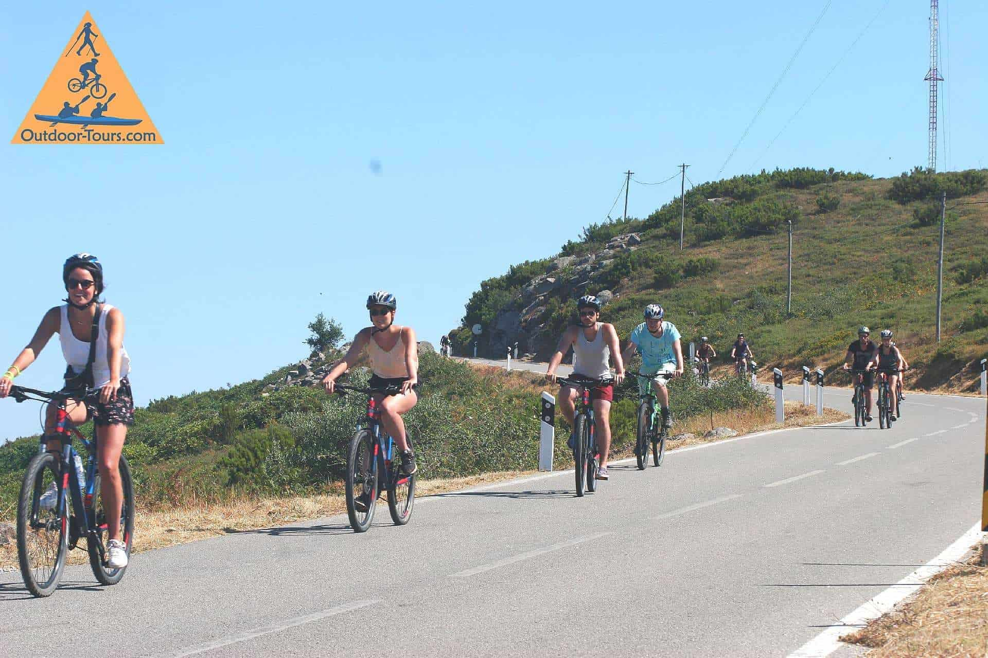 downhil cycling from foia 902 mtrs