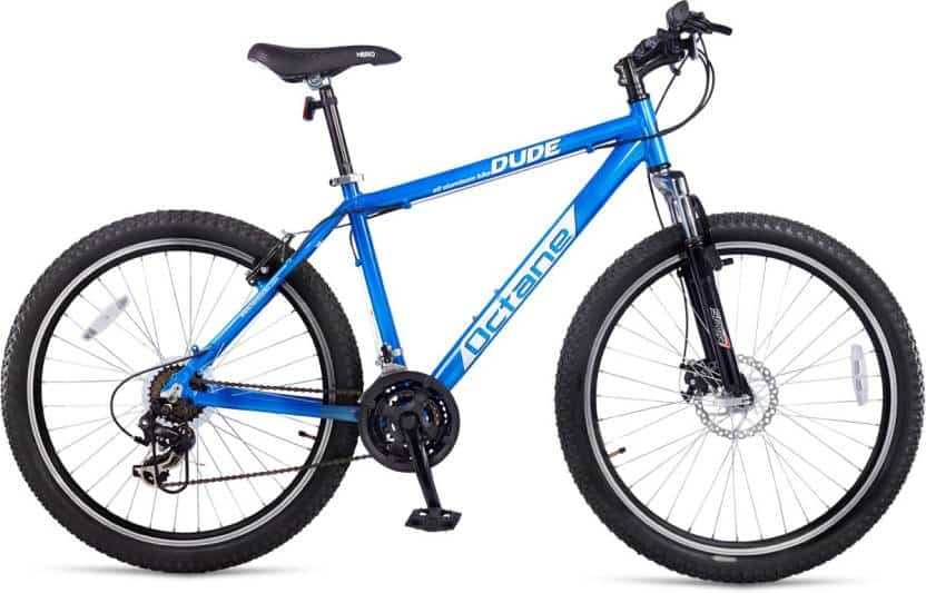 Hero Octane Dude - Gear MTB cycle with disc brake