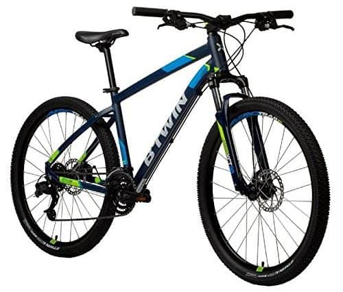 Btwin Rockrider 520 - Bicycles in India below Rs. 30000